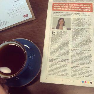 Interview of General Manager of ERAI Turkey on Hurriyet newspaper