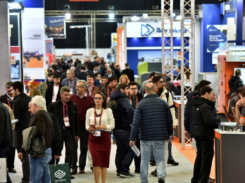 Fairs in Turkey in February 2020